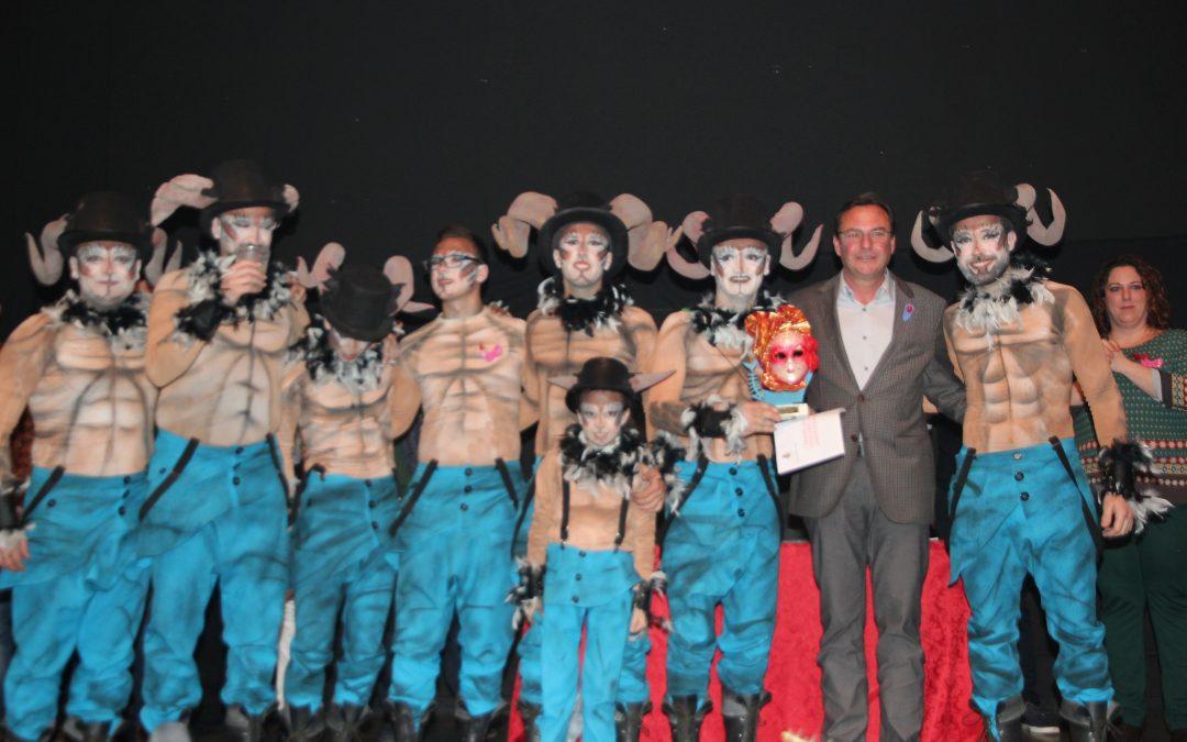 XXX Concurso Local de Agrupaciones de Carnaval. 25.02.17