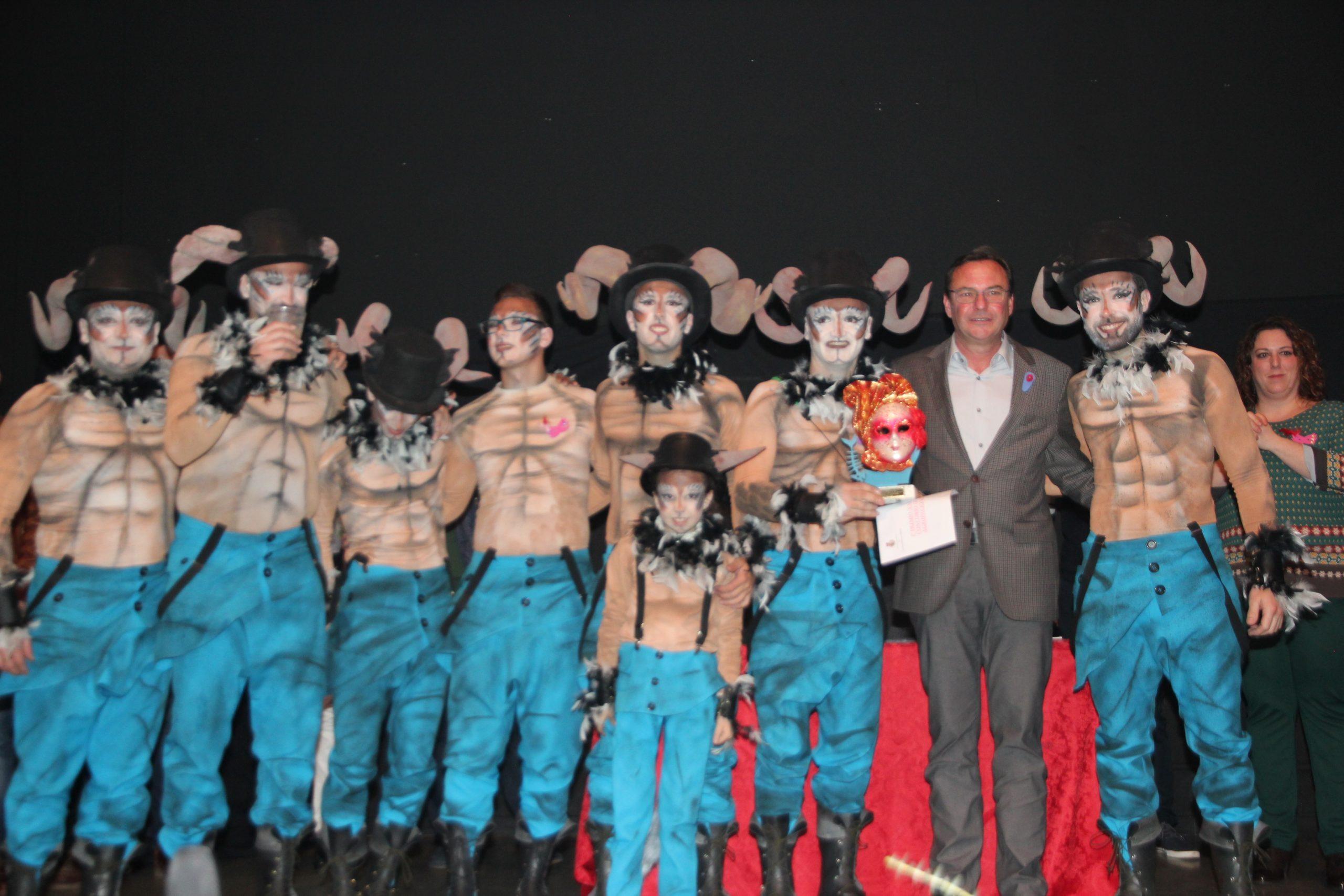 XXX Concurso Local de Agrupaciones de Carnaval. 25.02.17 1