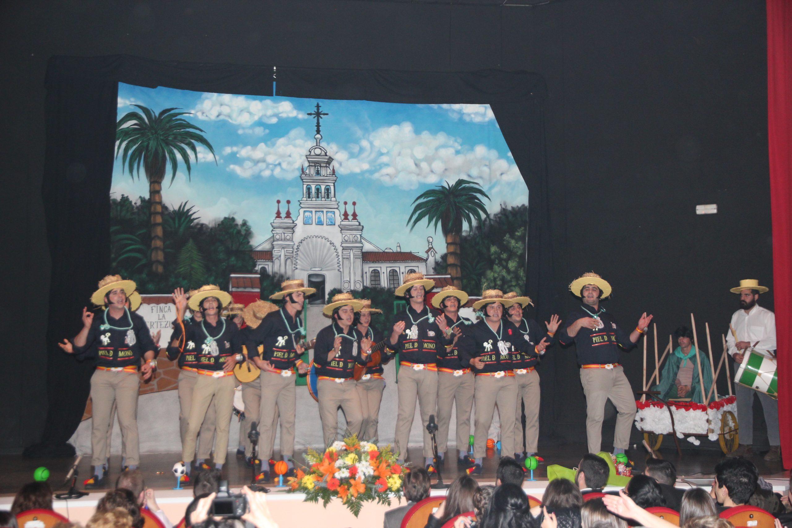 XXX Concurso Local de Agrupaciones de Carnaval. 25.02.17 2