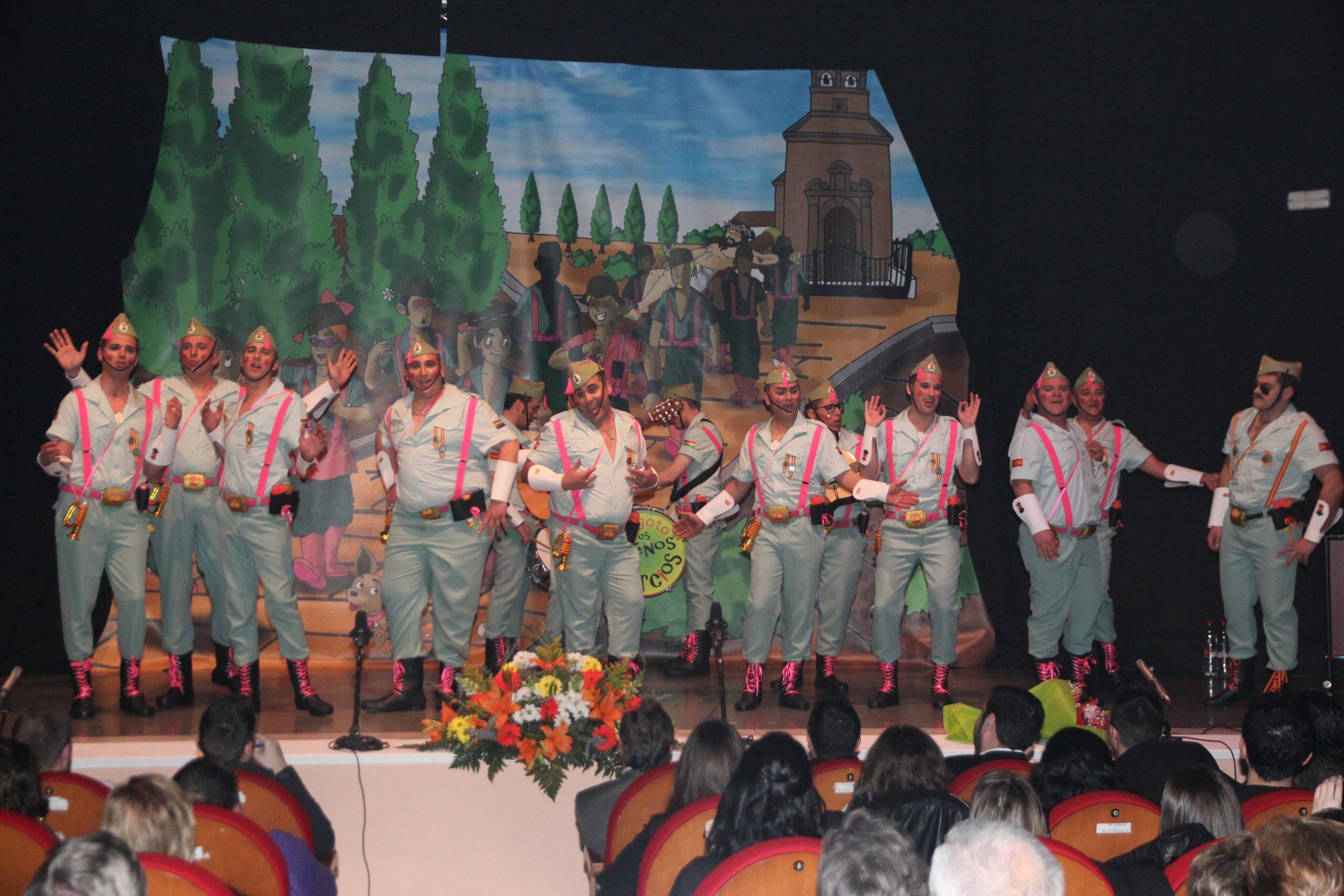 XXX Concurso Local de Agrupaciones de Carnaval. 25.02.17 3
