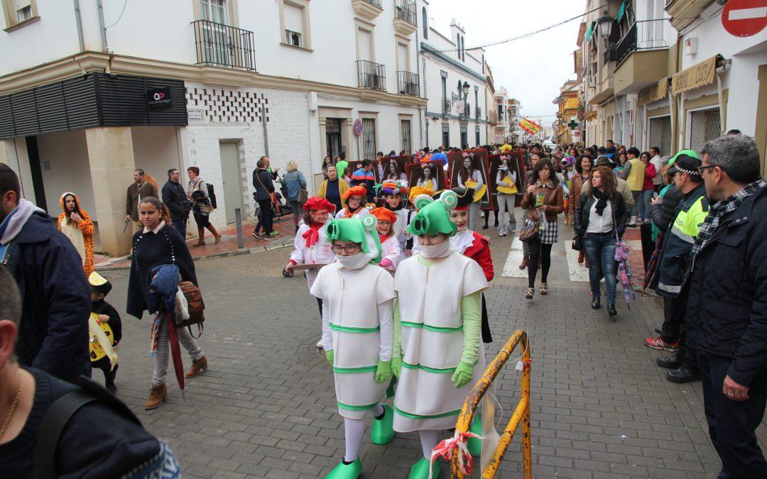 Pasacalles de Carnaval 05.03.17