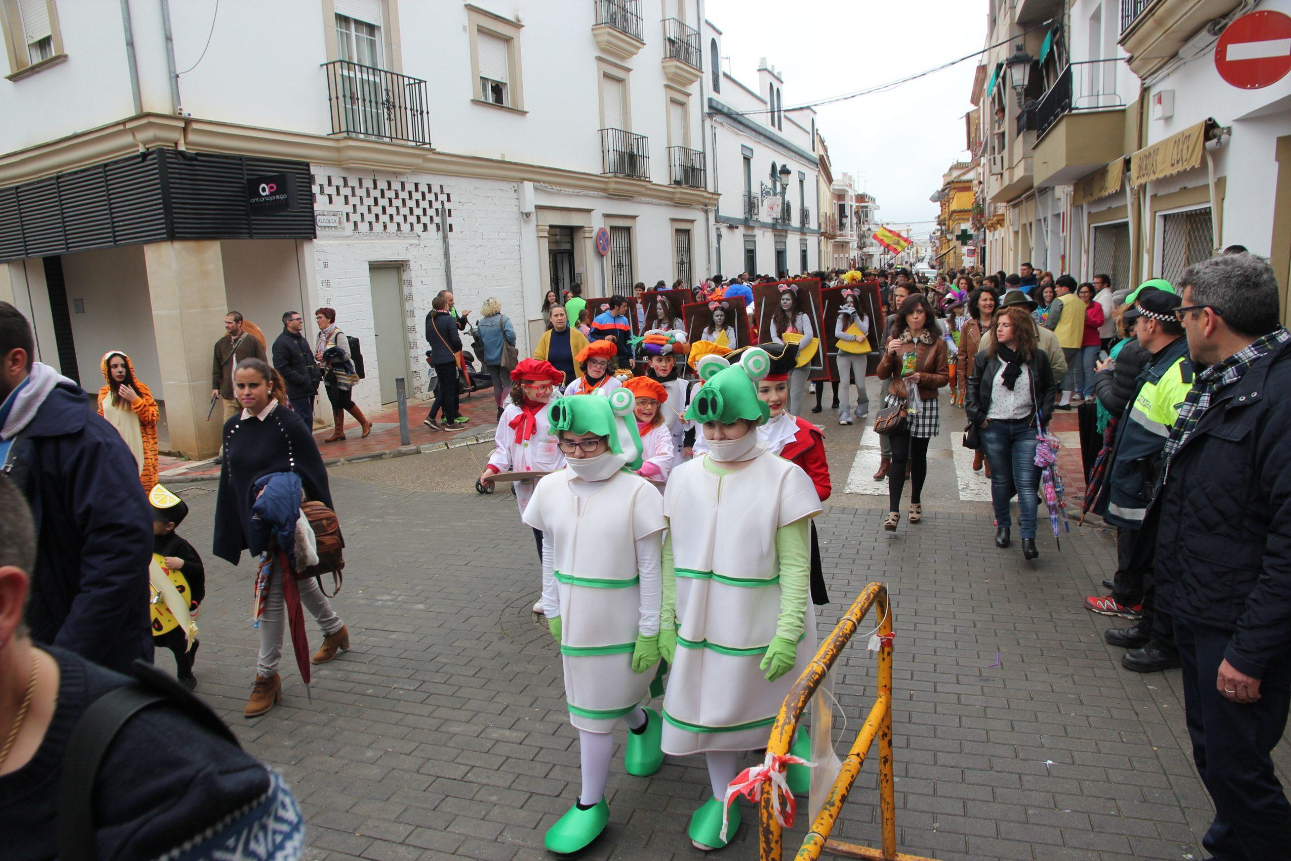 Pasacalles de Carnaval 05.03.17 1