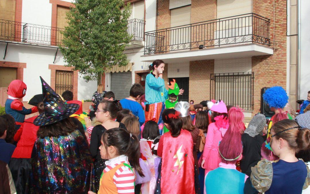 Fiesta Infantil de Carnaval 24.02.17