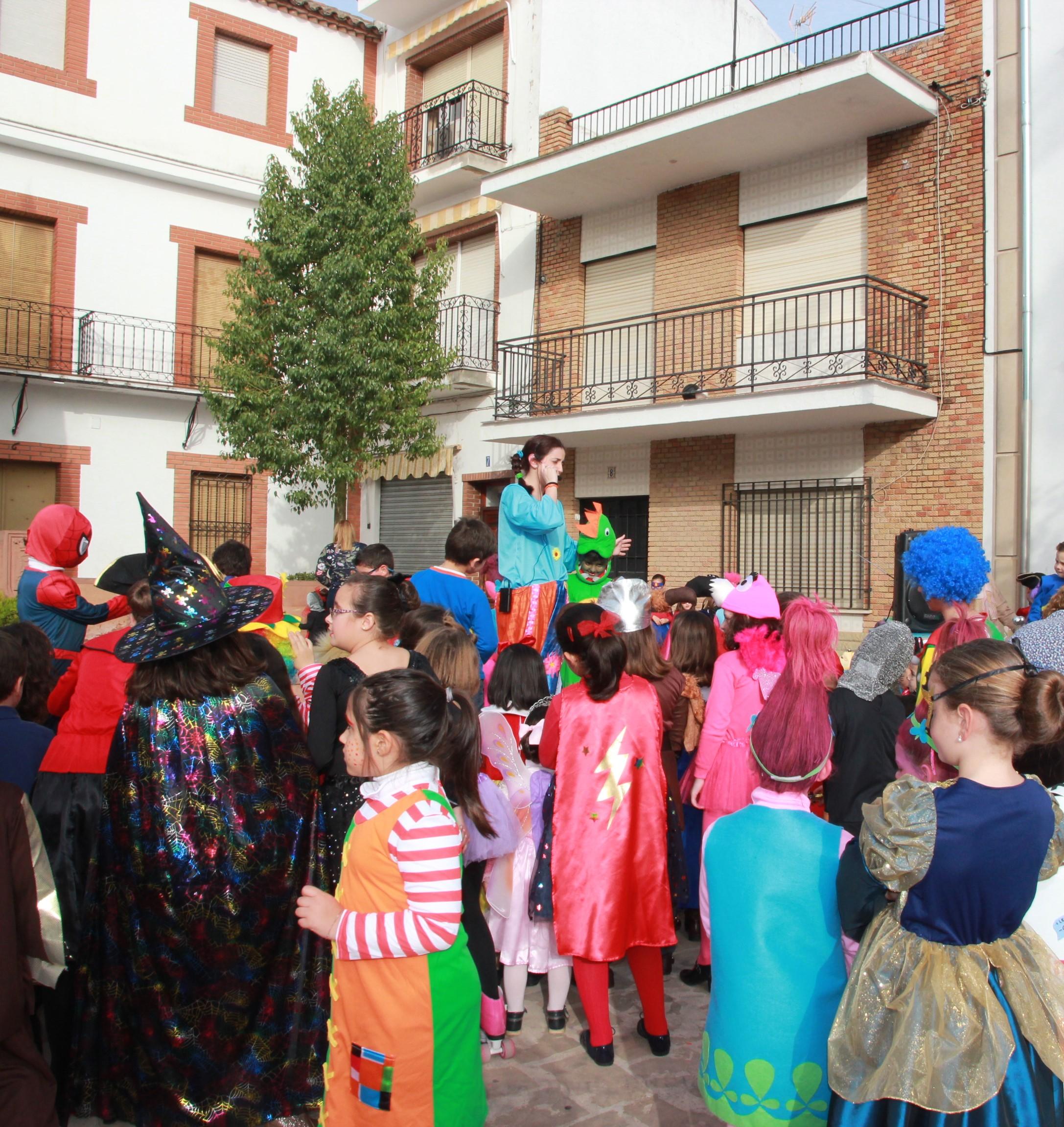 Fiesta Infantil de Carnaval 24.02.17 1