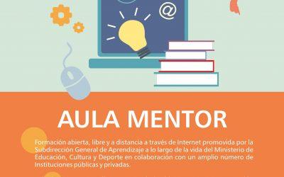 Cursos online en Aula Mentor (Diputación de Córdoba)