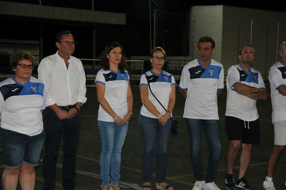 Presentado el Villafranca Club de Fútbol. 15.09.17.