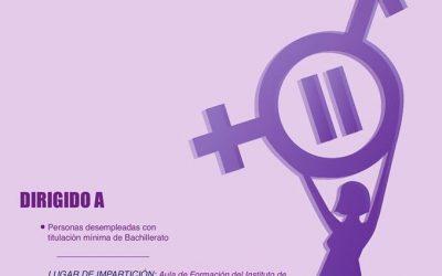 Curso de Promotores/as para la Igualdad entre Hombres y Mujeres. Plazo de inscripción hasta el 5 de octubre.