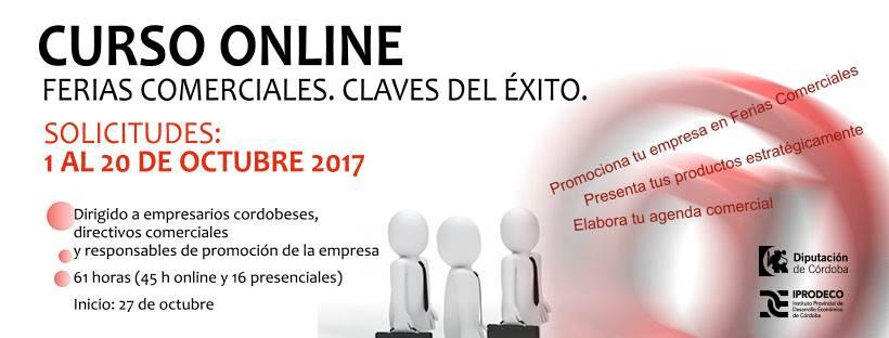 """Curso online: """"Ferias Comerciales - Claves del Éxito"""" 1"""