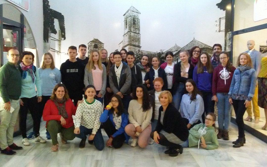 Recepción proyecto Erasmus + Polonia.