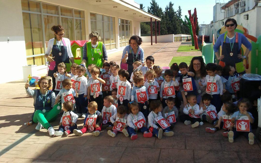 Carrera Solidaria Escuela Infantil Municipal