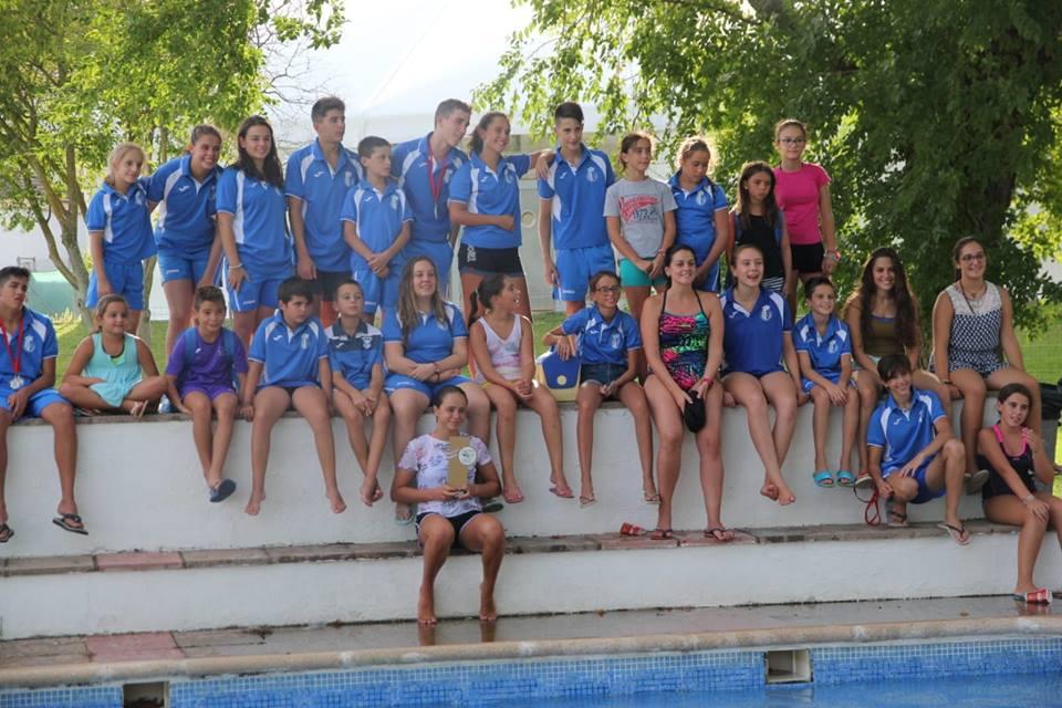 Campeonatos Provinciales de natación 1