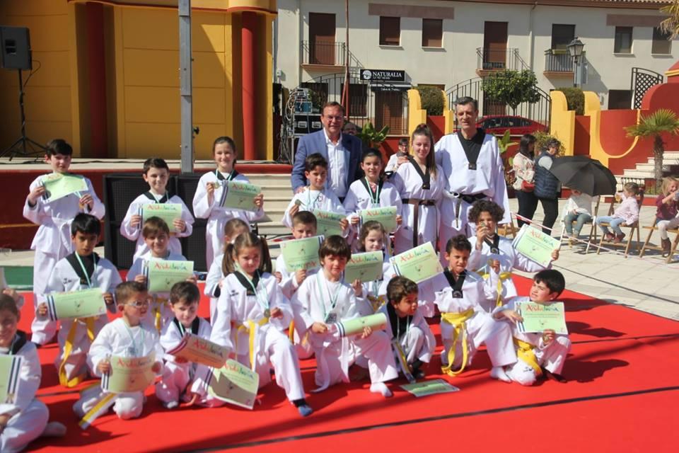 Celebración día de Andalucía 1