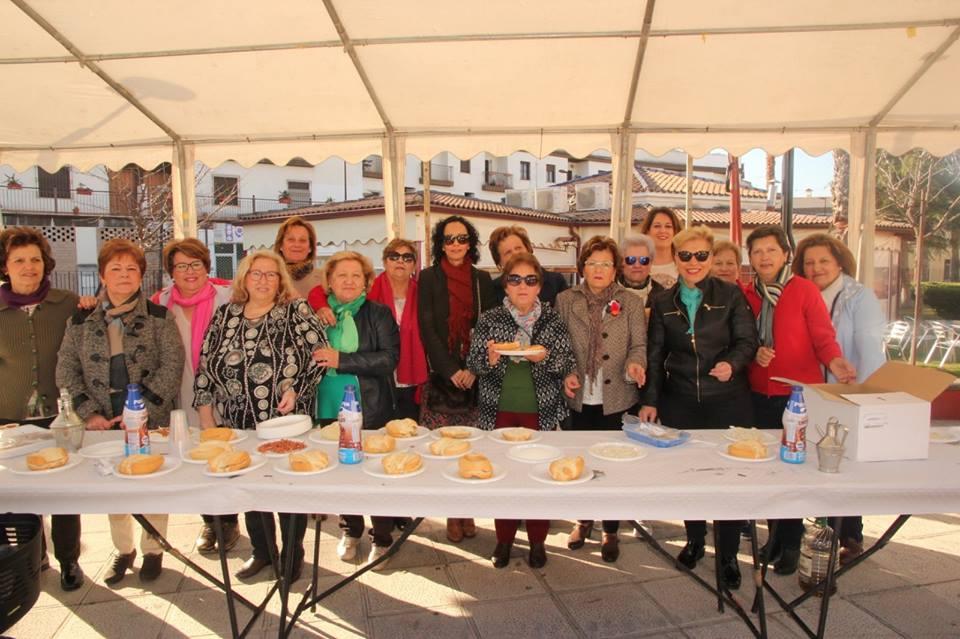Celebración día de Andalucía 2