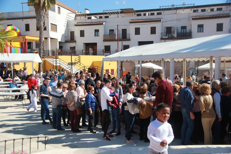Celebración día de Andalucía 3
