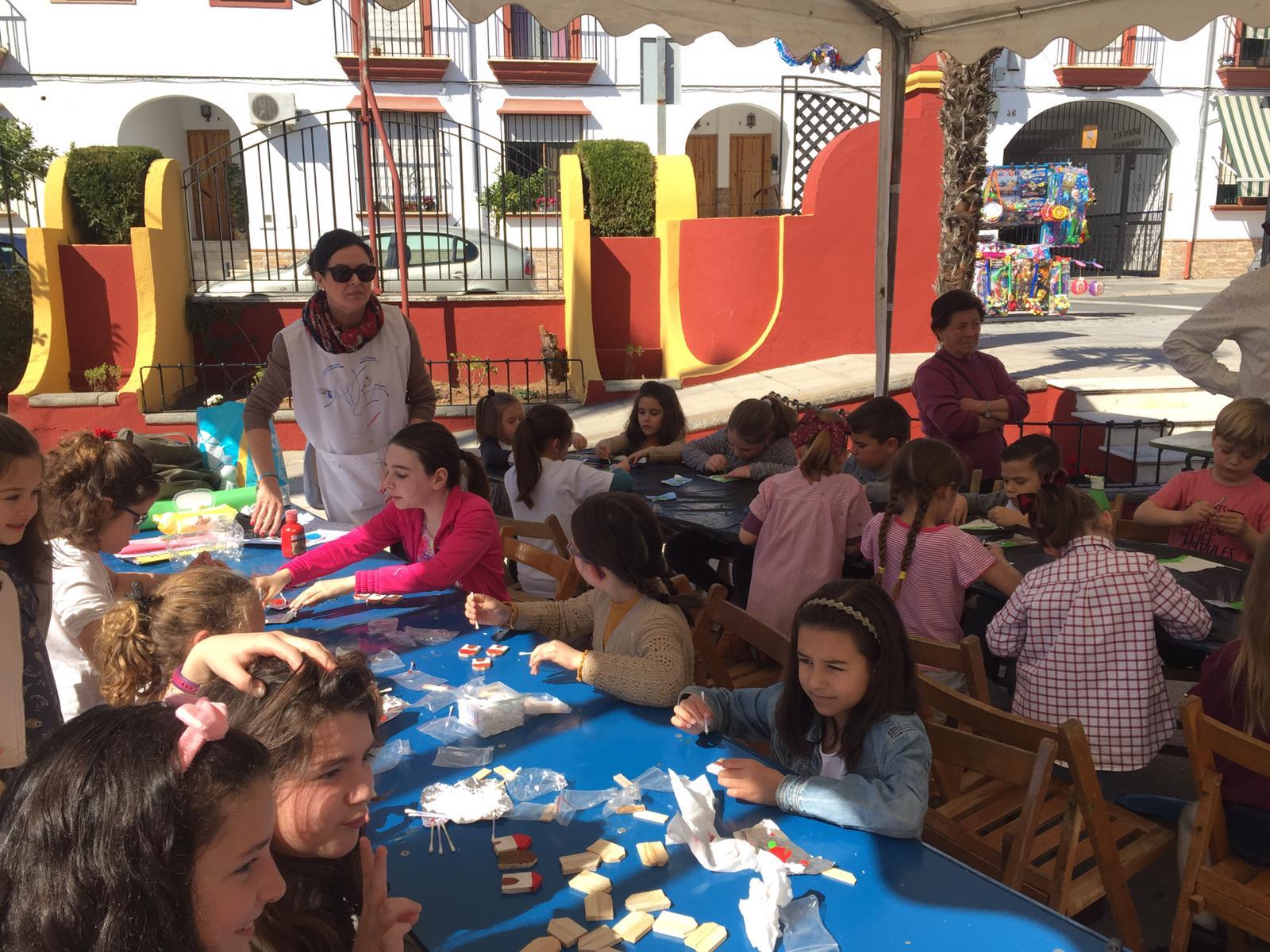 Celebración día de Andalucía 4
