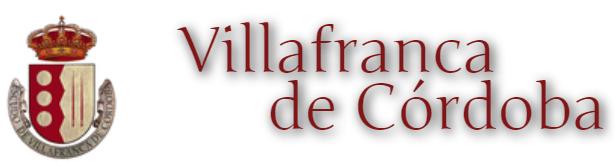 Cabecera de Villafranca de Córdoba